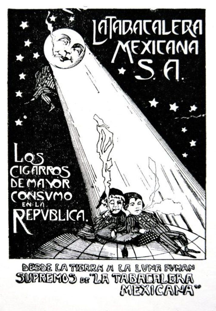 EMI 27 jul 1913, Niños fuman y luna