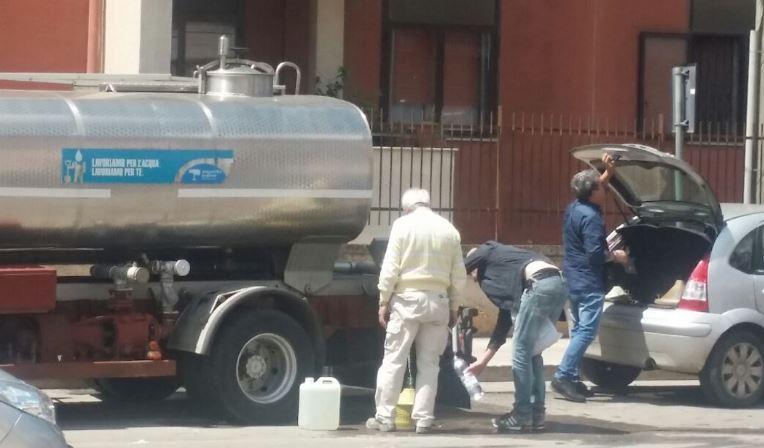 acqua contaminata casamassima
