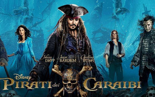 box office cinema 22-28 maggio 2017