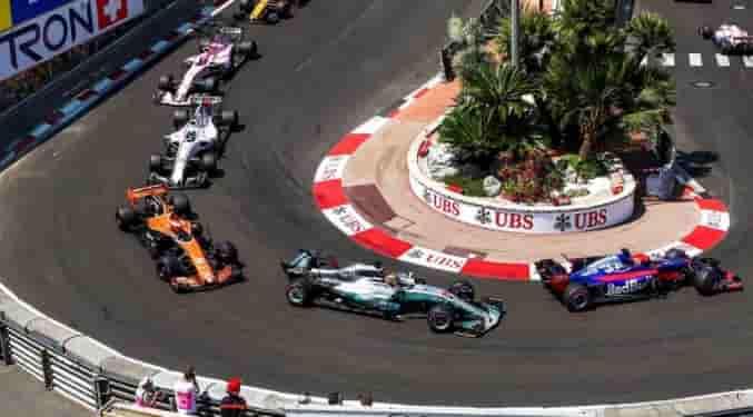 calendario gare formula 1 2018