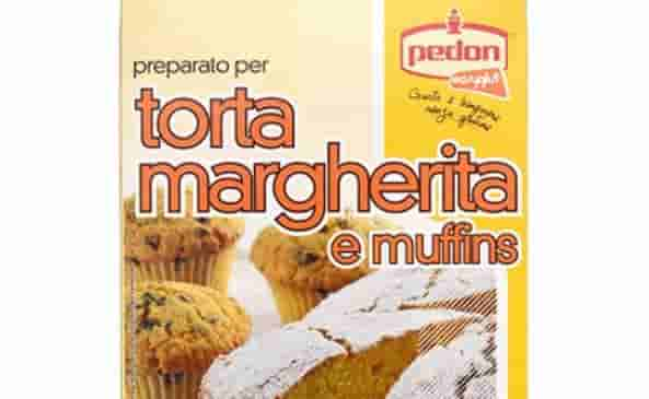 soia nel preparato per torta margherita