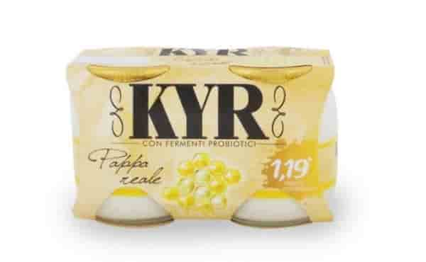 corpi estranei nello yogurt kyr