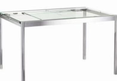 Tavolo allungabile Glivarp ritirato da Ikea | Rischio di caduta dell'asse prolunga