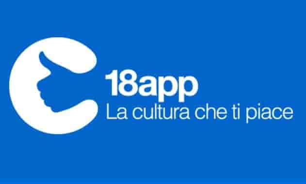 Bonus cultura 500 euro 18app 2019
