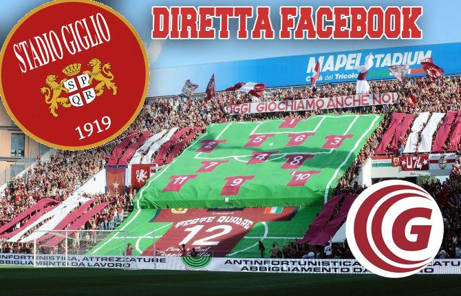 Ritorna La Gazzetta Granata Live con Stadio Giglio