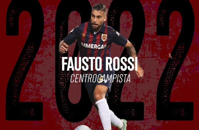Fausto Rossi in granata fino al 2022