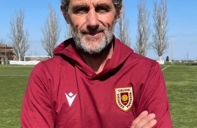 Andrea Tedeschi nuovo allenatore della Reggiana Femminile