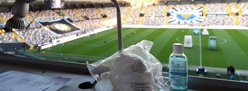 Calcio e riapertura stadi, le proposte di Andes