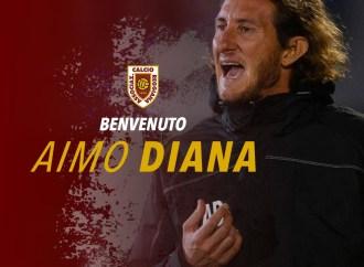 E' ufficiale: Diana è il nuovo allenatore della Reggiana