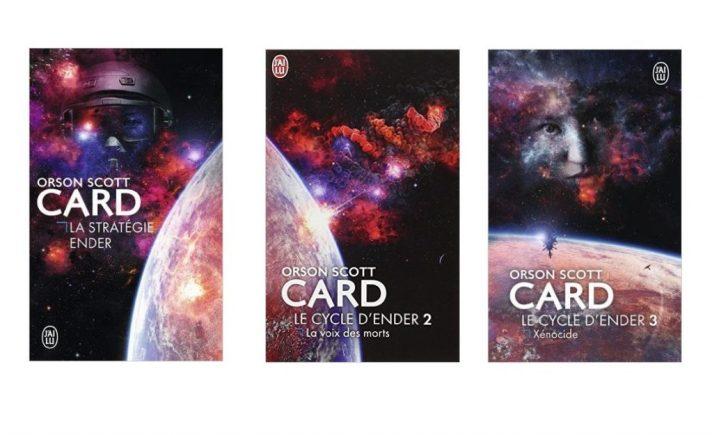 Le cycle d'ender - Cadeaux de dernière minute science-fiction