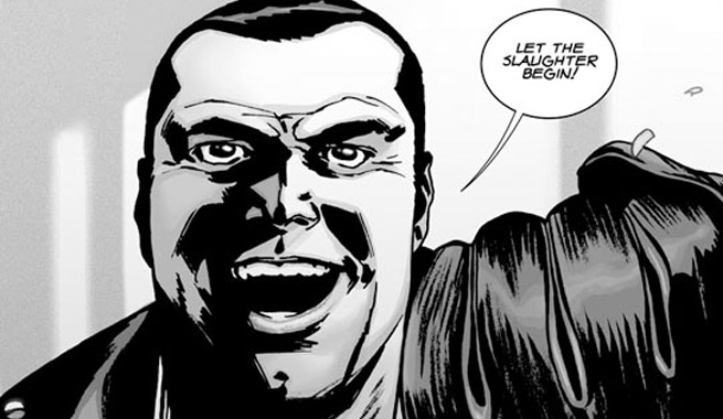 Post Apocalyptique - Negan