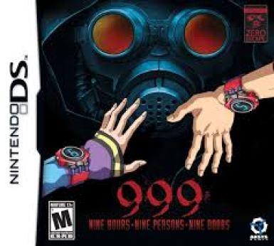 Jeux DS - 999