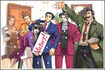 Jeux DS - Ace attorney 2