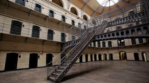Kilmainham prison - visiter Dublin