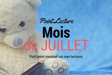 Point lecture Juillet