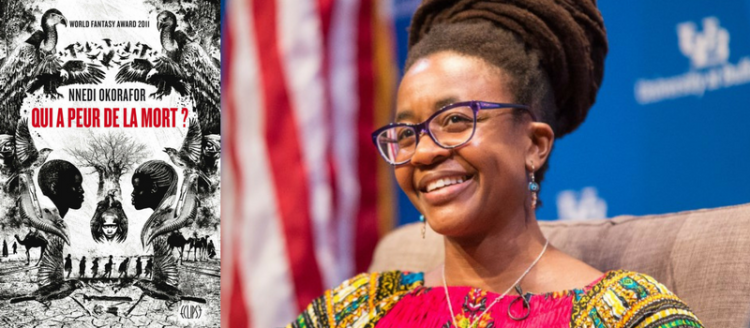 nnedi okorafor auteures science fiction