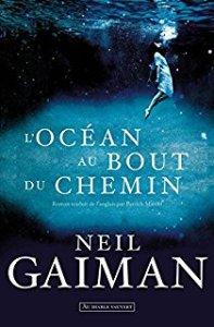L'océan au boit du chemin de Neil Gaiman - Livres Poufsouffle