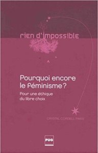 Pourquoi encore le féminisme ? Point lecture avril
