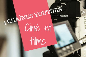 Meilleurs chaines Youtube cinema