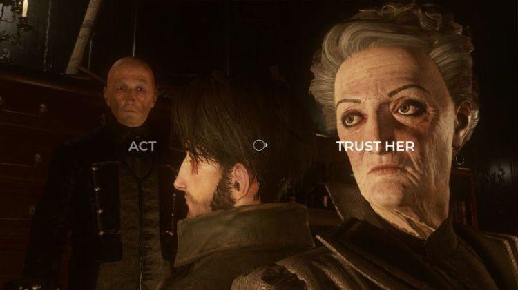 The council - choix