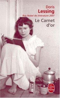 Le carnet d'or de Doris Lessing - Roman Féministe