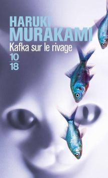 Livre cadeau - Kafka sur le rivage d'Harumi Murakami