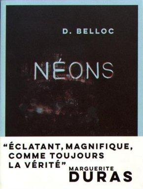 Néons de Denis Belloc