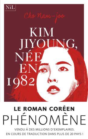 Kim Jiyoung, née en 1982 de Nam-joo Cho