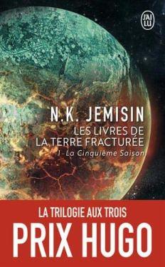 La saga de la terre fracturée de NK Jemisin