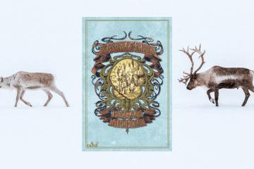 Chronique le peuple des rennes de Megan Lindholm