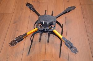 Hobbyking X650F Rahmen
