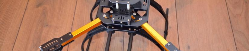 Winterprojekt Quadcopter