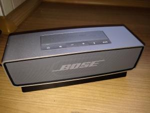 Bose ® SoundLink ® Mini Bluetooth ® Speaker, silber