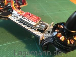 ZTW Spider ESC 12a