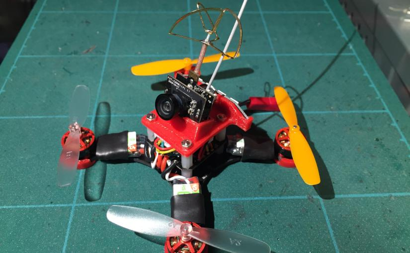 Meine Copter: X90 brushless