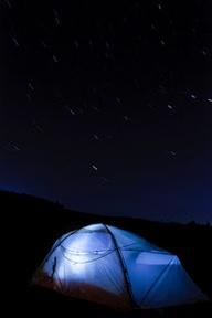 Camping en romance