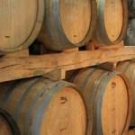 tonneaux de vins