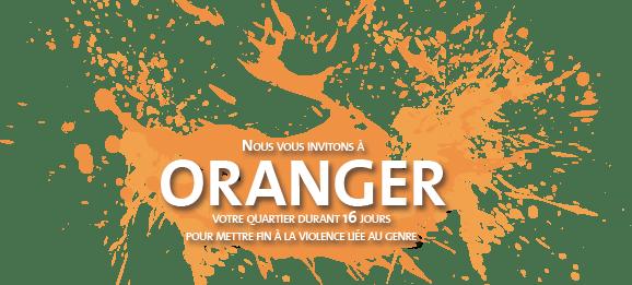Oranger votre quartier