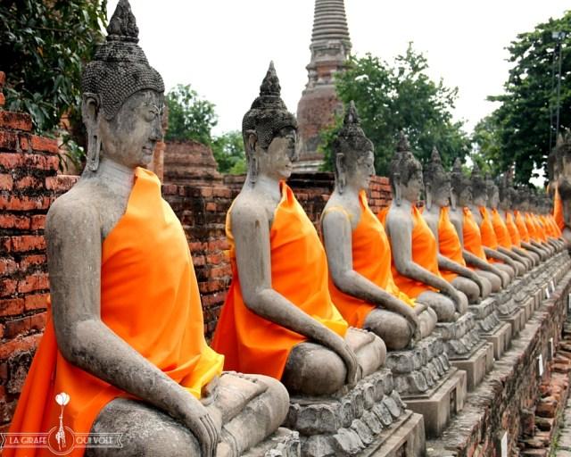 ayutthaya thailande du nord