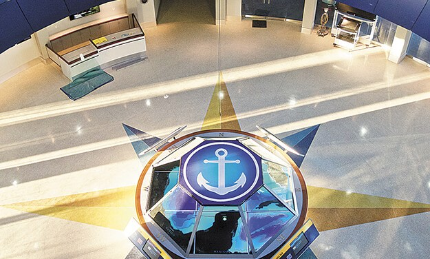 COVER STORY: Floating optimism: Taking a look inside GulfQuest National Maritime Museum
