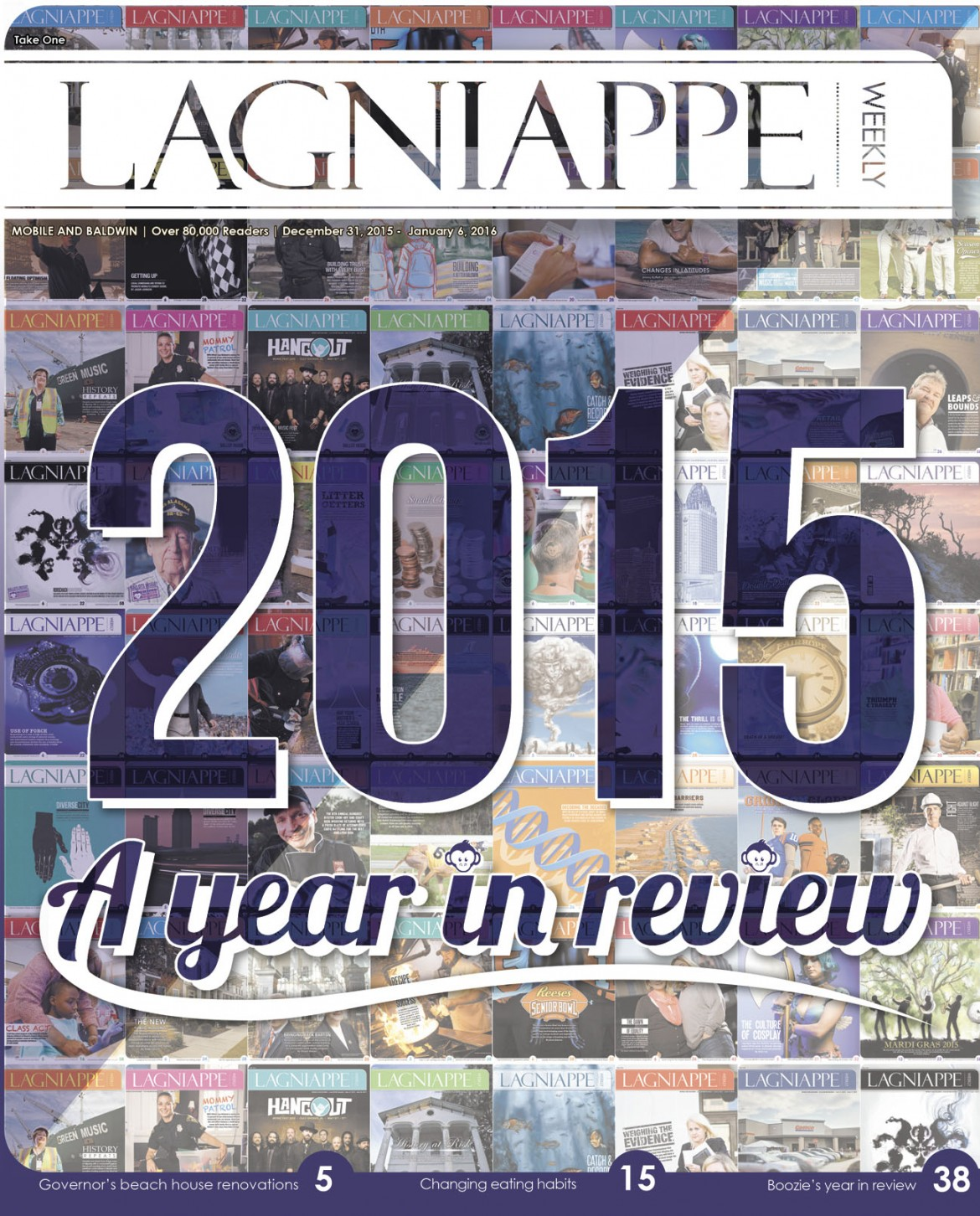 Cover Story Year In Review