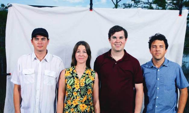 Surfer Blood comes to Mobile ahead of 'Snowdonia' release