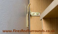 Fireplace Fixing Brackets - Fireplace Ideas