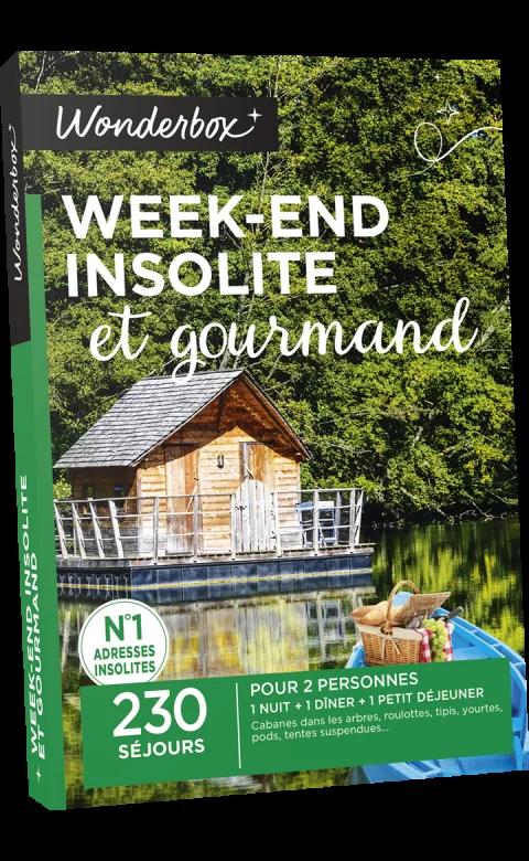 Week End Insolite Et Gourmand Wonderbox : insolite, gourmand, wonderbox, Programme, Parrainage, Wonderbox, Lagon, Animations