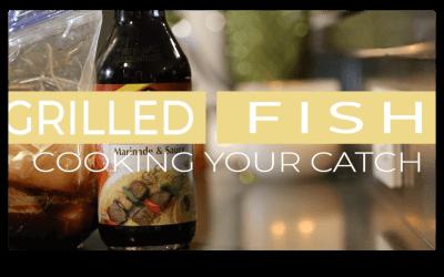 Grilled Teriyaki Fish