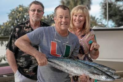 Couples Fishing Trips