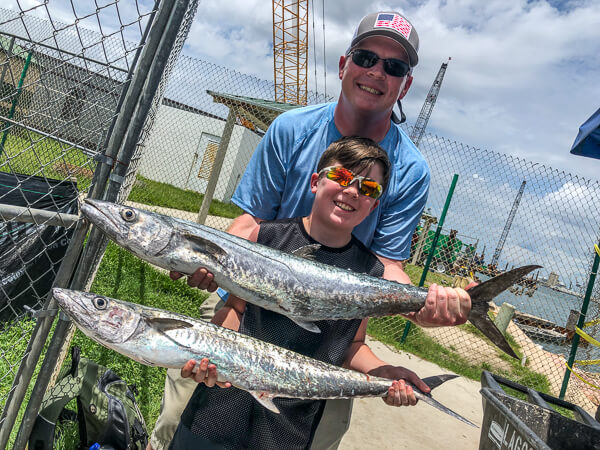 King Mackerel on Father's Day Week