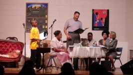 A RAISIN IN THE SUN…ANALYSIS OF MAJOR CHARACTERS(2)
