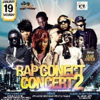 Event: RAP CONECT CONCERT 2 FT VECTOR, EVA, SASHA, ILLBLISS, TERRY THA RAPMAN, PHYNO, PHENOM....