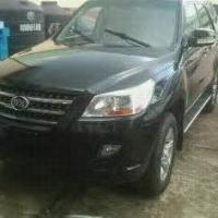 MADE IN NIGERIA SUV